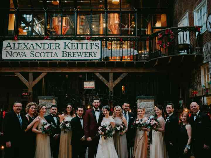 5 Awesome Halifax Brewery Wedding Venues