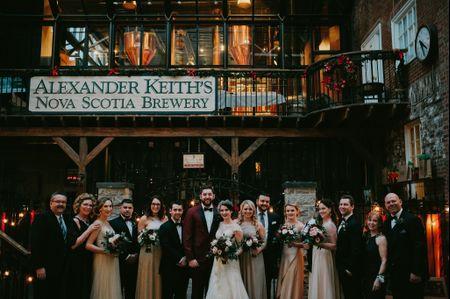 5 Awesome Halifax Brewery Wedding Venues