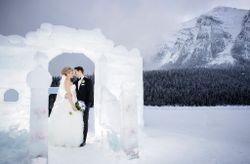 6 Wonderful Canadian Winter Weddings