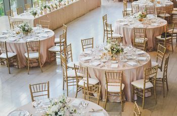 How to Create Your Wedding Seating Plan