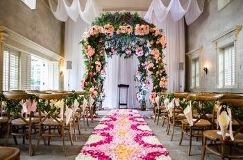 10 Unique Wedding Aisle Runner Ideas We Love
