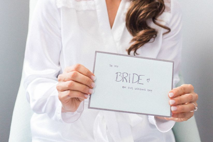 10 Tips For Penning A Love Letter For Your Wedding Day
