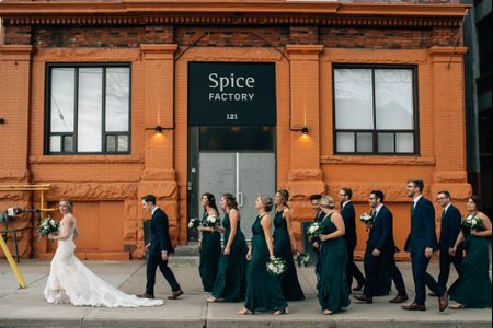 5 Stunning Industrial Chic Wedding Venues in Hamilton