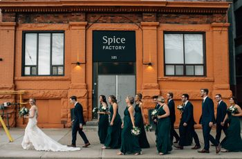 5 Stunning Industrial Chic Wedding Venues in Hamilton