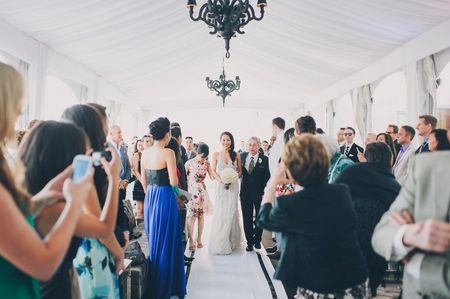 The Most Popular Wedding Venue Types