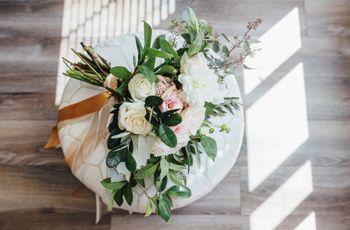 Wedding Bouquet Shape Glossary