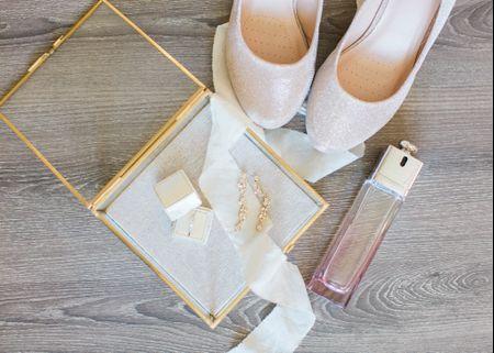 The Bride's Wedding Day Emergency Kit Essentials
