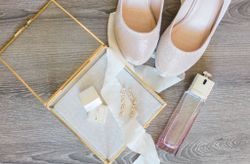 The Bride's Wedding Day Emergency Kit Essentials