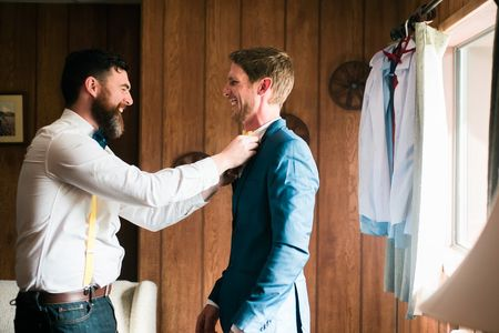 The Ultimate Getting Ready Music Playlist for Grooms