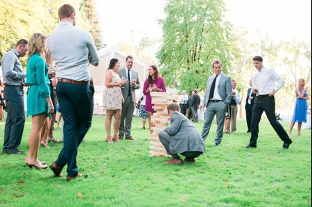 7 Lawn Games That'll Keep Your Wedding Guests Entertained