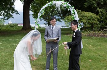 What is a Tying the Knot Ceremony?