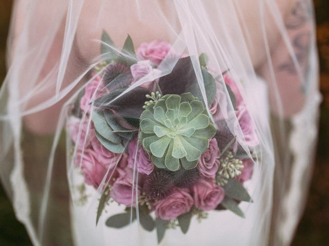 Preserving Your Wedding Bouquet