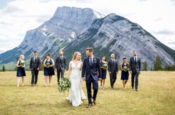 Canadian Wedding Traditions and Trends You Need to Know About