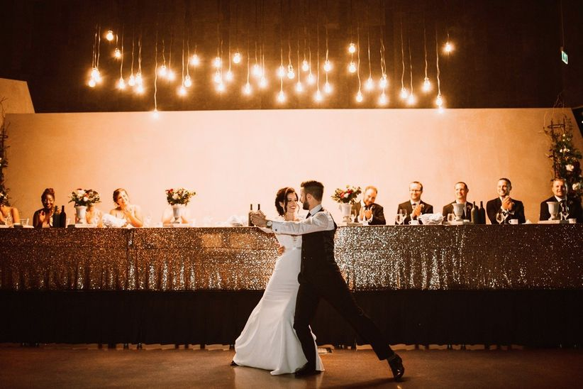 How To Create The Perfect Reception Timeline: Wedding Reception Timeline