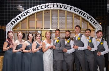 7 Awesome Calgary Brewery Wedding Venues