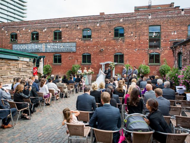 19 Stunning Toronto Restaurants Worthy of Your Wedding