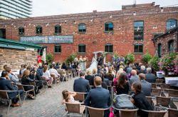 10 Stunning Toronto Restaurants Worthy of Your Wedding