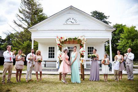 Expert Advice for a Same-Sex Wedding Procession