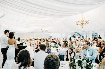 How to Nail Your Wedding Thank-You Speech