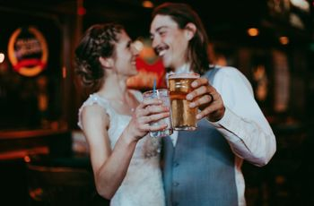 How to Save Money on Your Wedding Bar