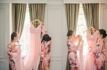 6 Major Bridesmaid Dress Don'ts