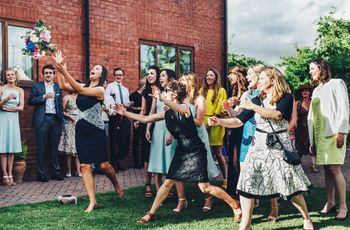 10 Things You Definitely Don't Have to Do on Your Wedding Day