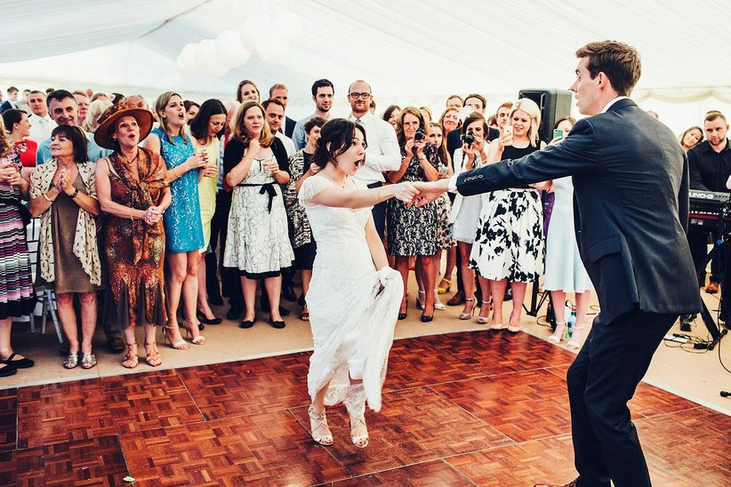 The Best Wedding First Dance Songs from the 1990s