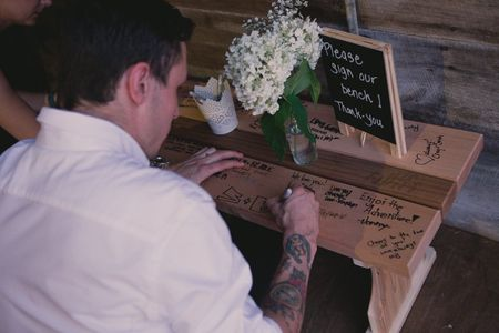 8 Unique Guest Book Ideas for Your Wedding
