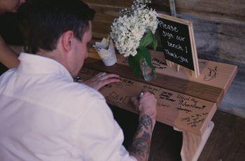 8 Unique Guest Book Ideas for Your Wedding