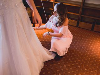 The wedding of Anya and Eric 1