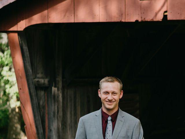 Jacob and Kelly's wedding in Waterloo, Ontario 8