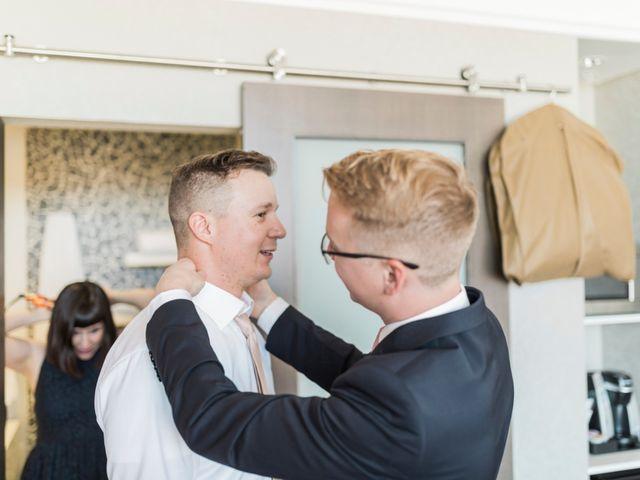 William and Lucianna's wedding in Calgary, Alberta 18