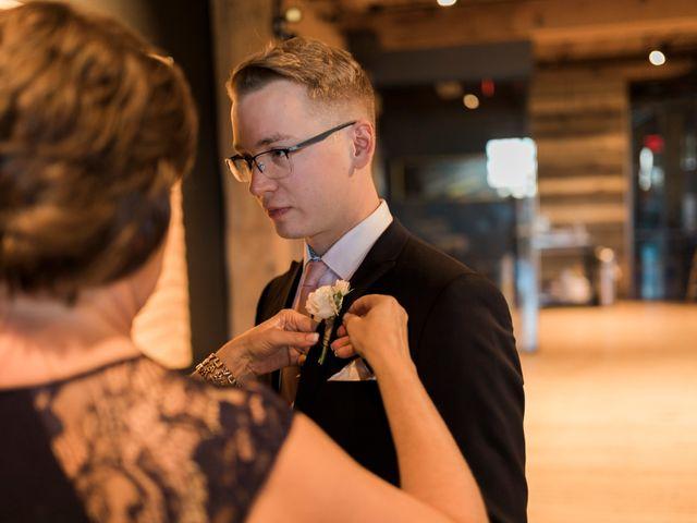 William and Lucianna's wedding in Calgary, Alberta 33