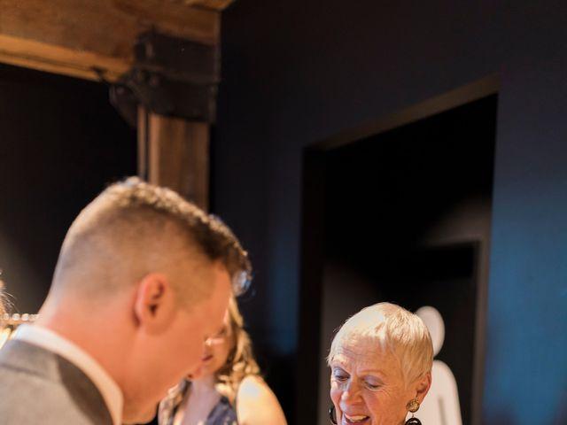 William and Lucianna's wedding in Calgary, Alberta 38