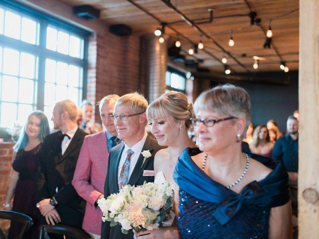 William and Lucianna's wedding in Calgary, Alberta 52