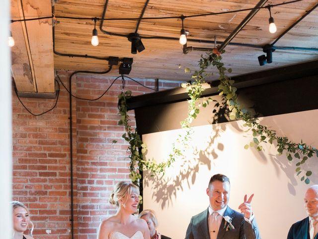William and Lucianna's wedding in Calgary, Alberta 80