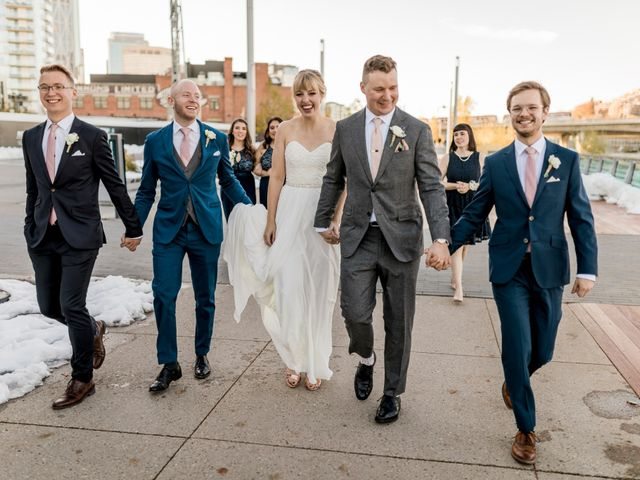 William and Lucianna's wedding in Calgary, Alberta 91