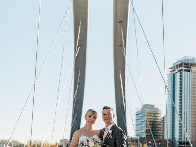 William and Lucianna's wedding in Calgary, Alberta 93