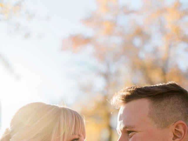 William and Lucianna's wedding in Calgary, Alberta 100