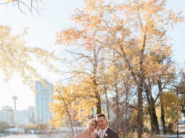 William and Lucianna's wedding in Calgary, Alberta 101
