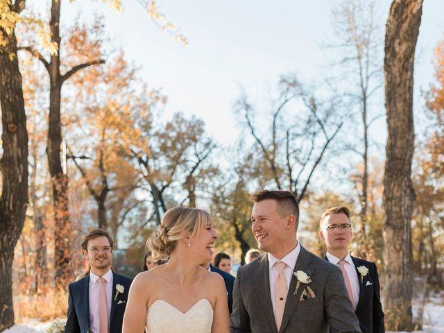 William and Lucianna's wedding in Calgary, Alberta 102