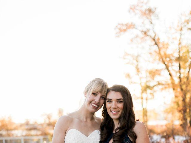 William and Lucianna's wedding in Calgary, Alberta 109
