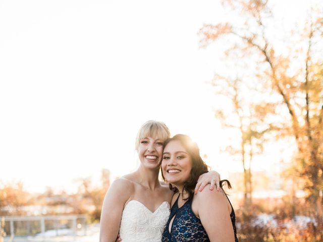 William and Lucianna's wedding in Calgary, Alberta 110