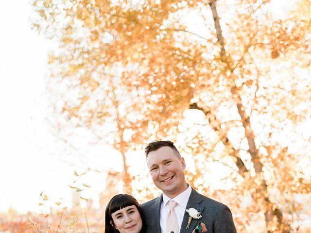 William and Lucianna's wedding in Calgary, Alberta 112
