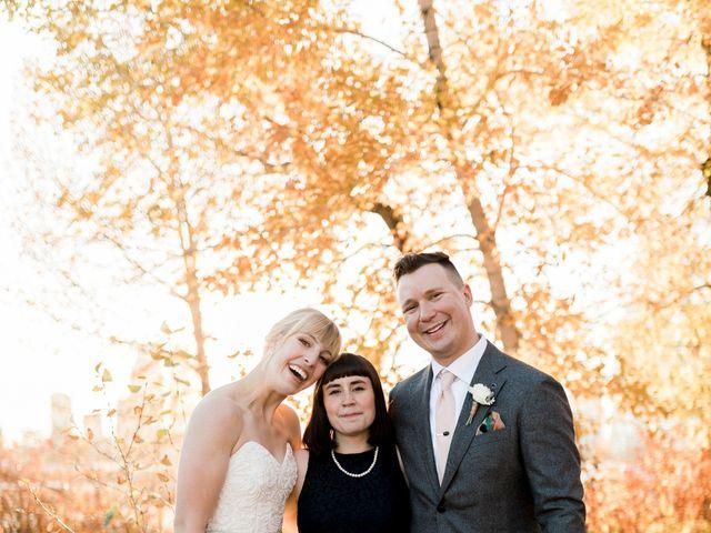 William and Lucianna's wedding in Calgary, Alberta 113