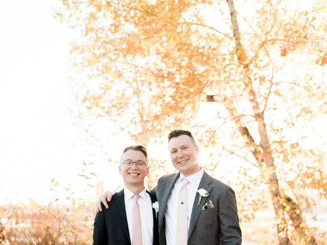 William and Lucianna's wedding in Calgary, Alberta 115