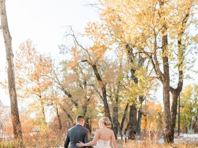 William and Lucianna's wedding in Calgary, Alberta 120
