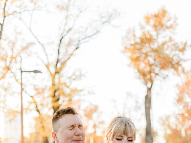 William and Lucianna's wedding in Calgary, Alberta 122