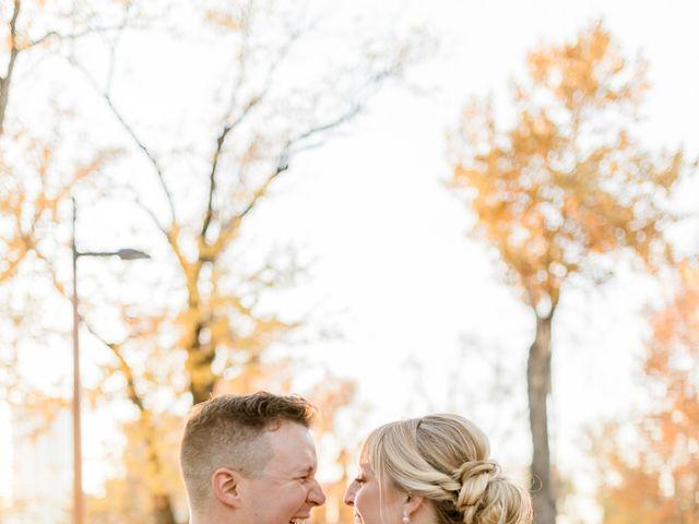 William and Lucianna's wedding in Calgary, Alberta 123