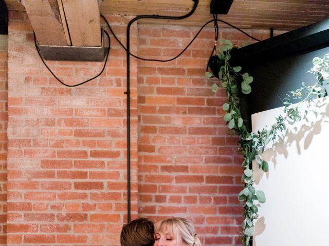 William and Lucianna's wedding in Calgary, Alberta 133